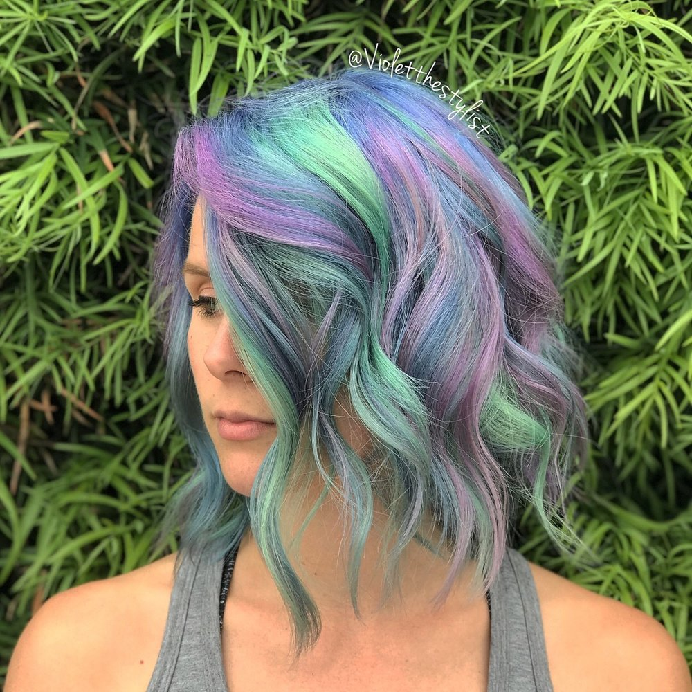 Creative Color Care Violet The Stylist