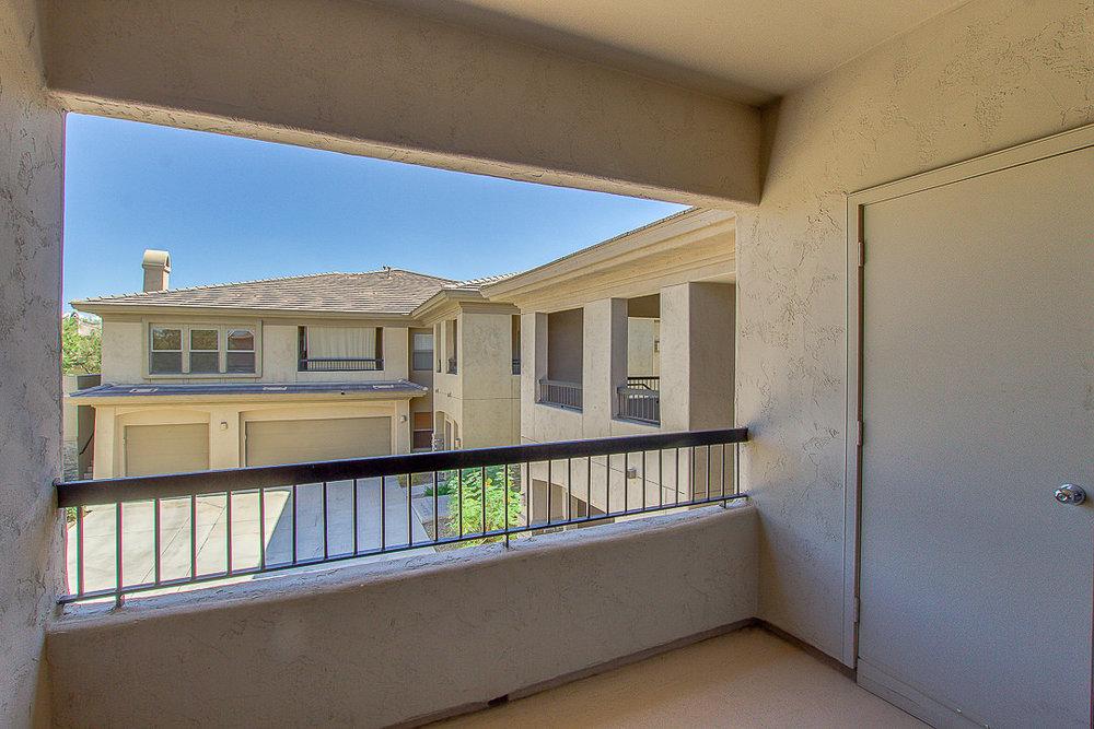 Balcony Angle