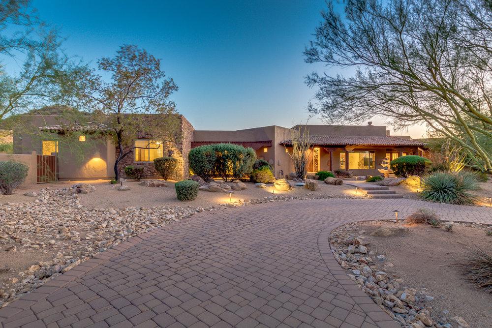 Custom Mesa Home