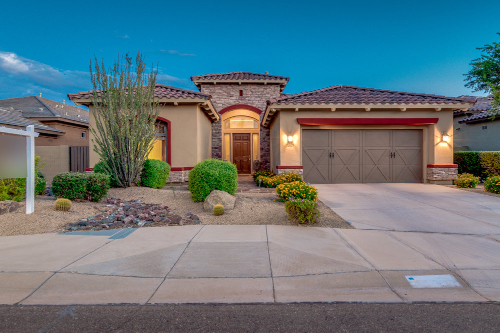 Village at Aviano at Desert Ridge