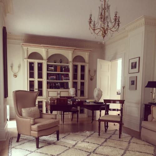 Classic Beni Ourain in a classy home