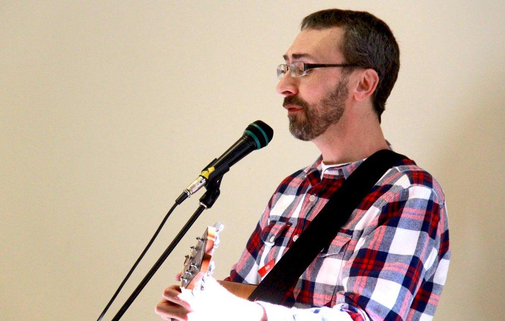 Pastor Jon Stamberg