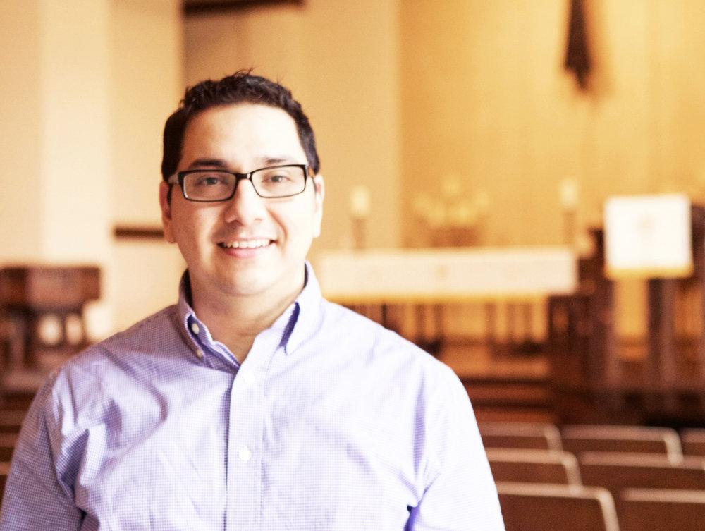 Jaime Jimenez, First generation Mexican, Christ the King, Houston, TX