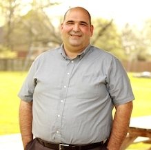 Raúl Bermúdez, Puerto Rican, Iglesia del Pacto, Tulsa, OK