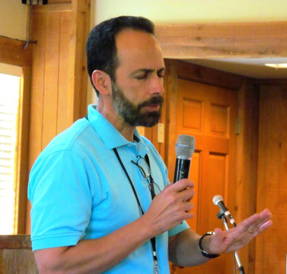 Manuel Padilla, Puerto Rican, Las Tierras Community Church, El Paso, TX
