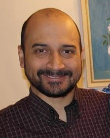 Israel Ruiz, First generation Peruvian, Emmanuel Presbyterian, Arlington, VA