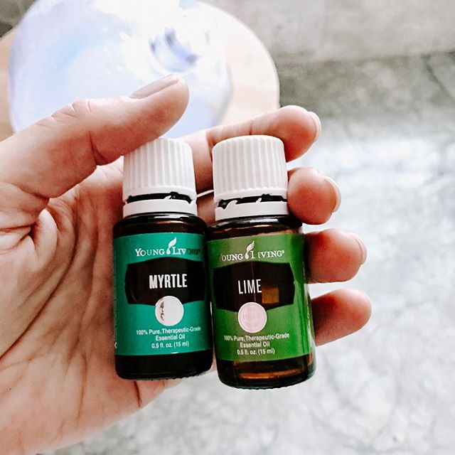 It's Friday and snowing so I pick this fresh woodsy blend to diffuse this morning. . . . . . #younglivingessentialoils #itsfriday #diffuserblends #diffuser #gettingworkdone #housework #morningroutine #quiethouse