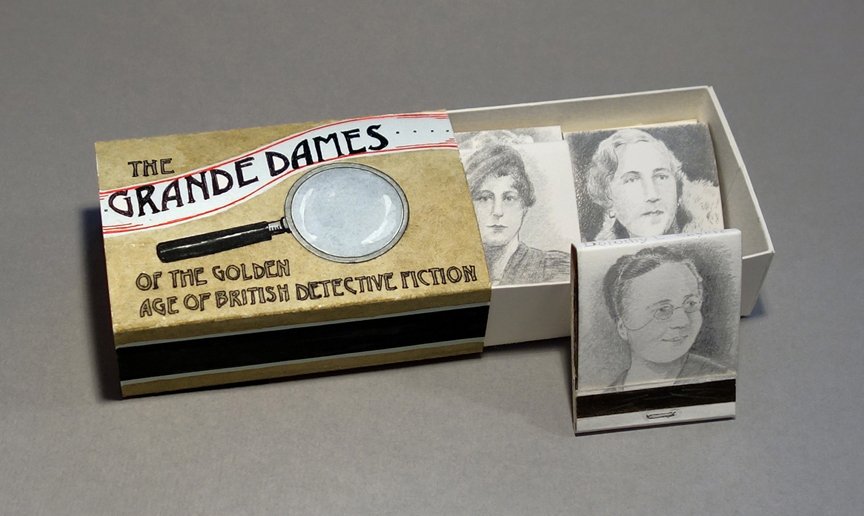The Grande Dames of the Golden Age of British Detective Fiction