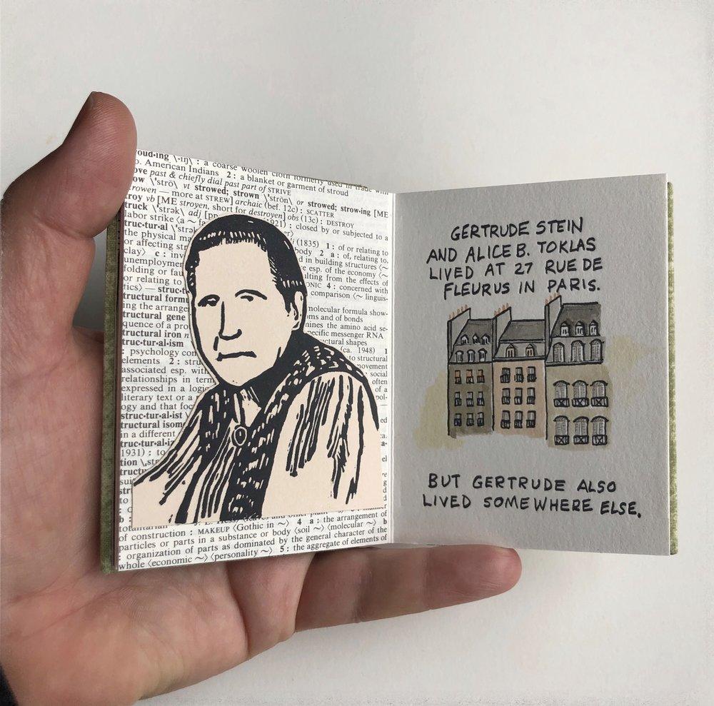 Laura-Davidson-artistsbook-The DailyMiracle-Gertrude_Stein-1.jpg