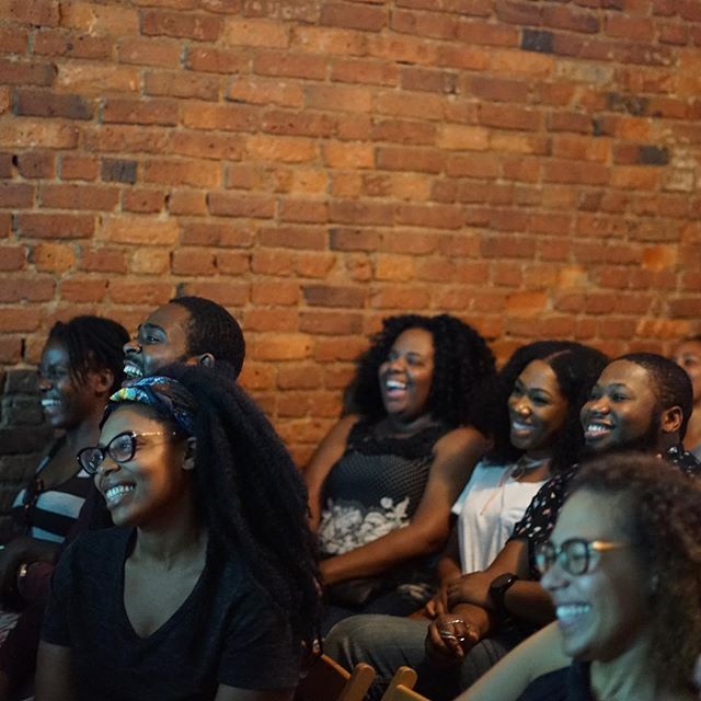 Free laughs every first Wednesday of the month! #brooklynstandupcomedy #COMEDY #FREENYC #NYCCOMEDY #ilovebrooklyn