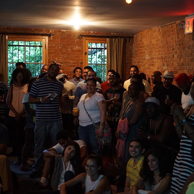 Packed crowd at our last show! #brooklynstandupcomedy #COMEDY #FREENYC #NYCCOMEDY #ilovebrooklyn