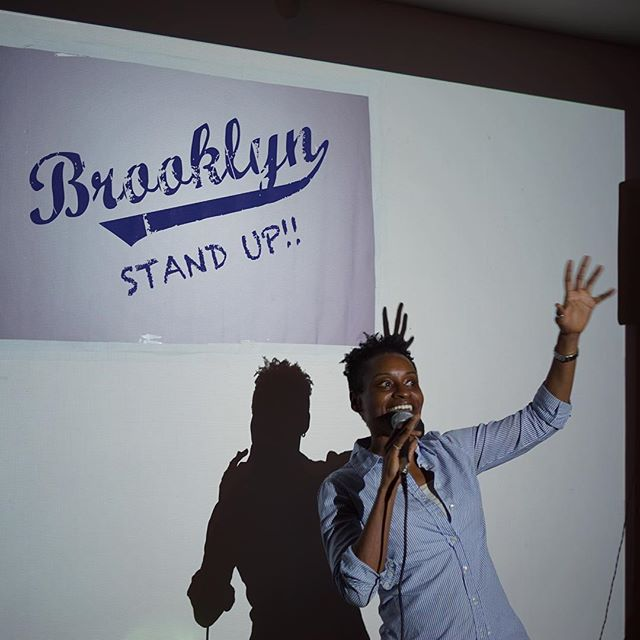 @patbrownshow killing our last show! #brooklynstandupcomedy #COMEDY #FREENYC #NYCCOMEDY #ilovebrooklyn