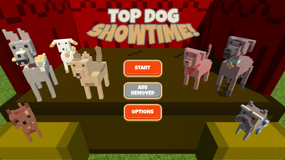 TD Showtime Screenshot Start Menu.png