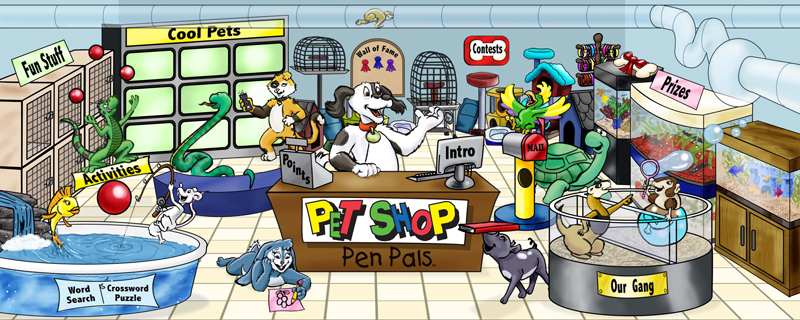 Pet Shop of the Future