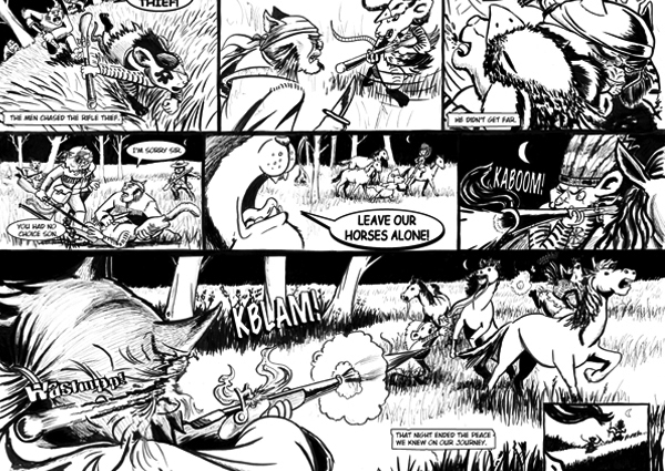 Sequential Art -