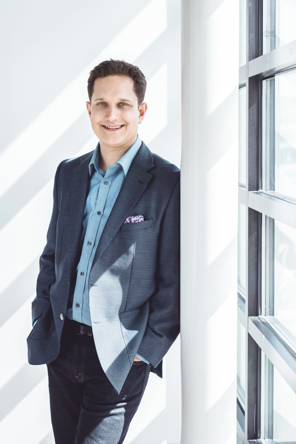 Jason Dorsey, president and co-founder of The Center for Generational Kinetics