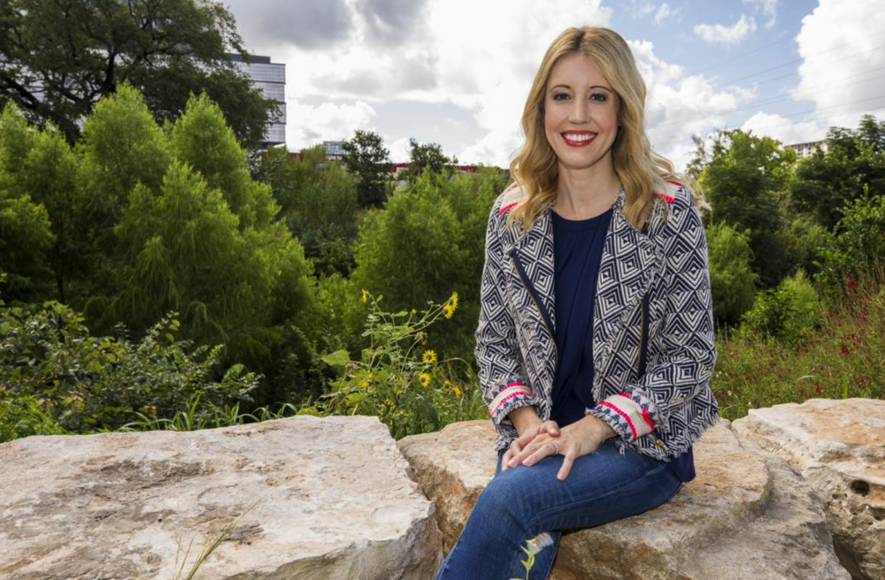 Austin Business Journal - August 10, 2018 - Health Scare Inspired Julia Cheek to Disrupt Health Testing