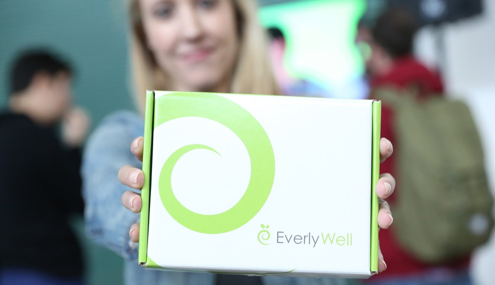 TechCrunch - April 16, 2019 - With 35 At-Home Tests, EverlyWell Raises $50M to Expand