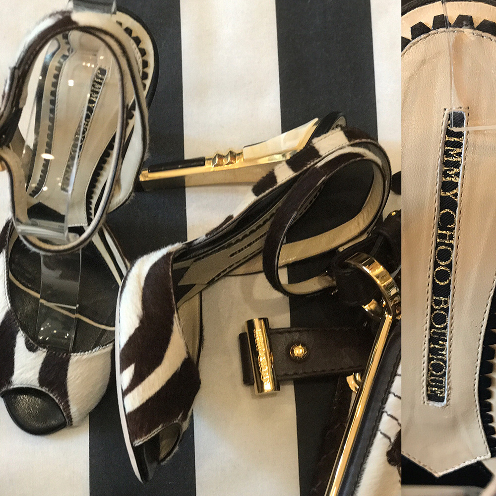 Jimmy Choo heels Size 39.5 £199.JPG