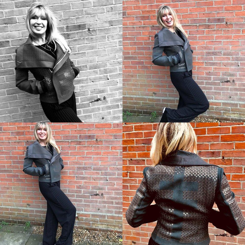 Rick Owens jacket size 12 £199.JPG