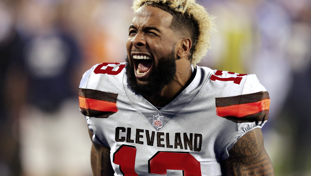 Welcome to Cleveland Odell!