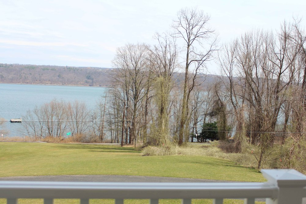 180º views of Cayuga