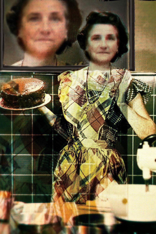 "Perceptions of Pam    ""Betty Crocker""  ©Constance Brinkley"