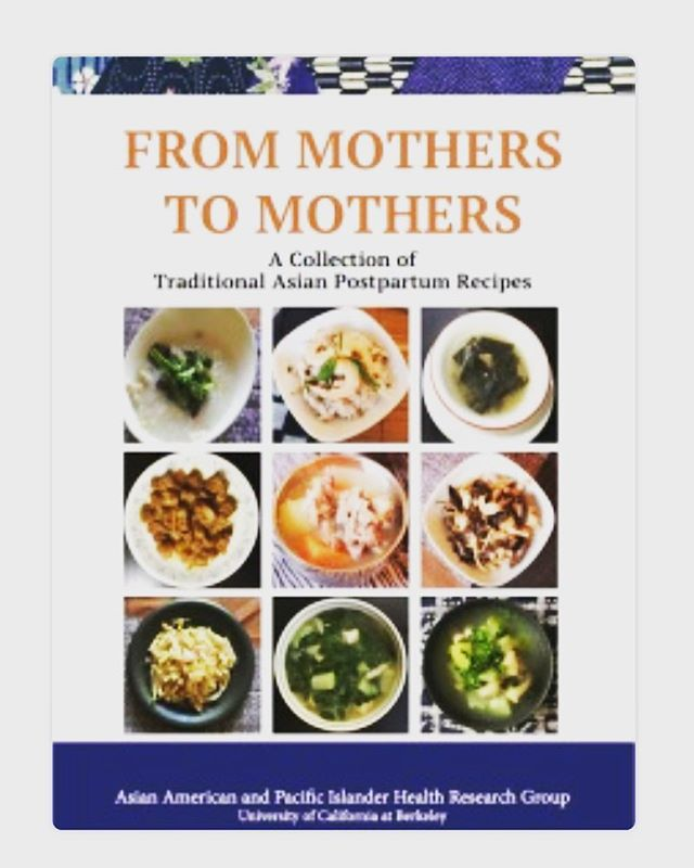 Nutrition is infinitely important after making, having and now caring for a new human! Watching my mailbox for this newly published book of 30 traditional recipes. Time to get excited about soup ladies 🙋🏽🍵🌈 #TCM #foodismedicine #acupuncture