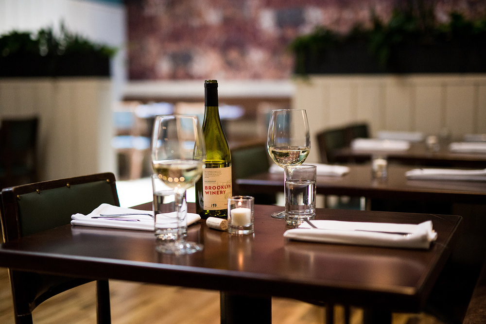 Crown Heights Restaurant - BKW Dining Room