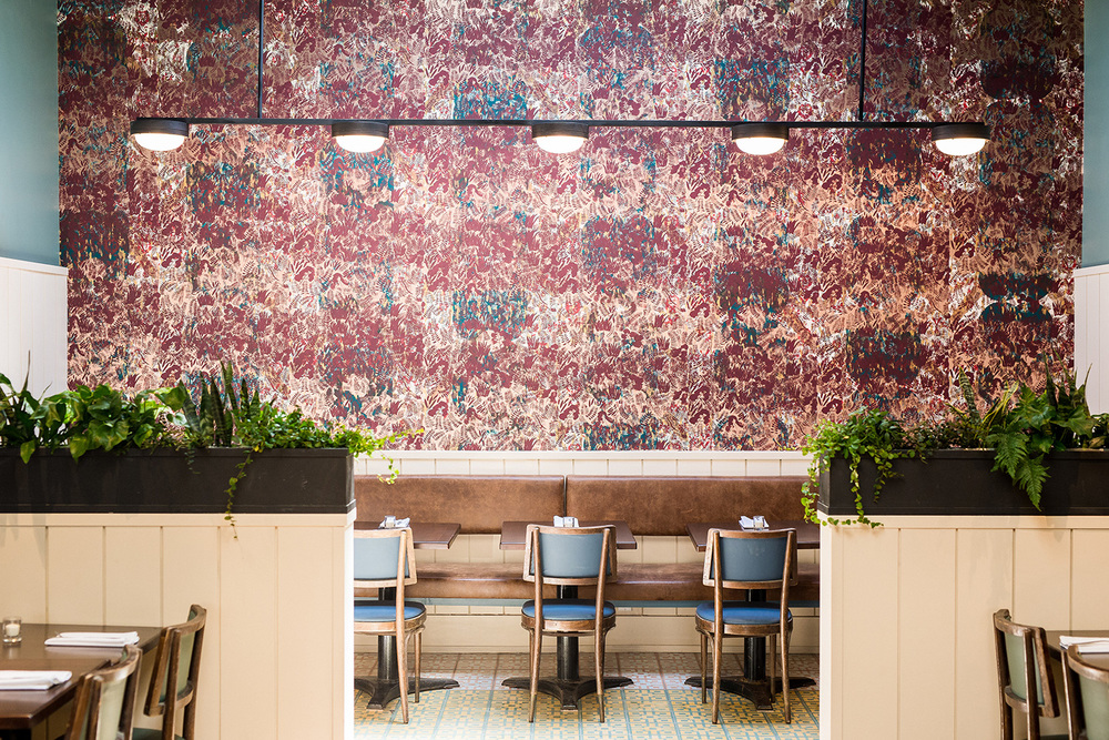 Crown Heights Restaurant - BKW Dining Room Full