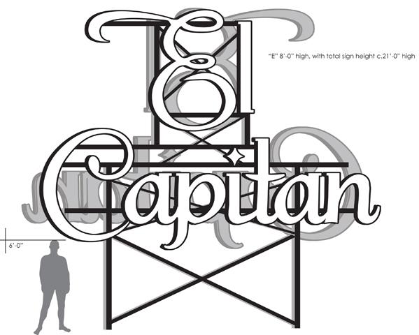 EL CAPITAN  (pilot)