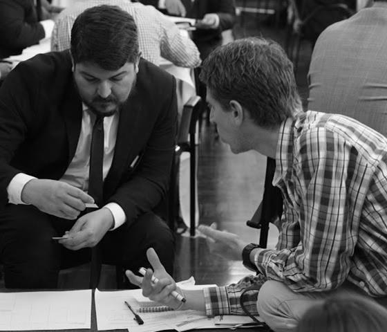Deliberative forums -