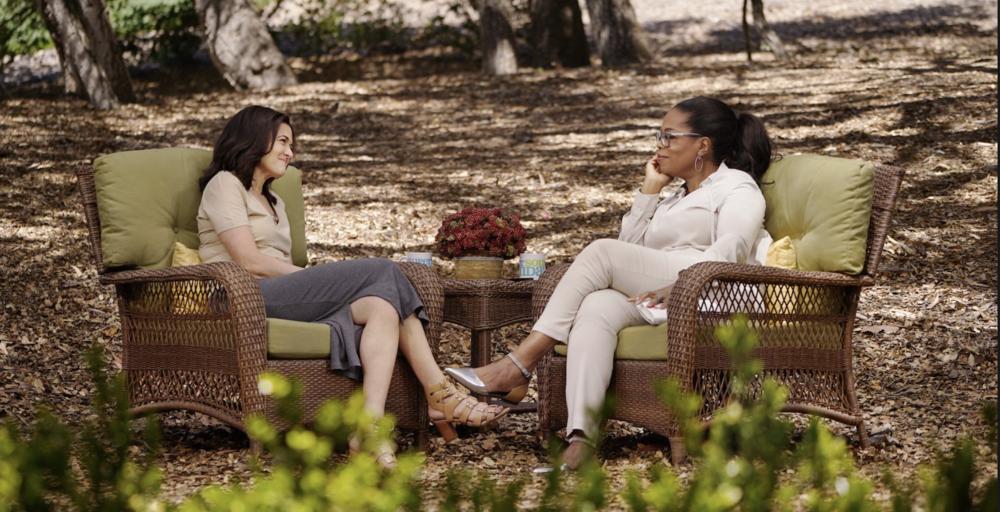 Oprah + Sheryl Sandberg - grief resources - loss&found - videos - super soul sunday