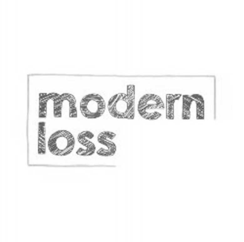 Modern Loss - publication - loss&found - grief coach