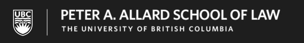Allard Hall Law School UBC - speaking - loss&found - rachel ricketts