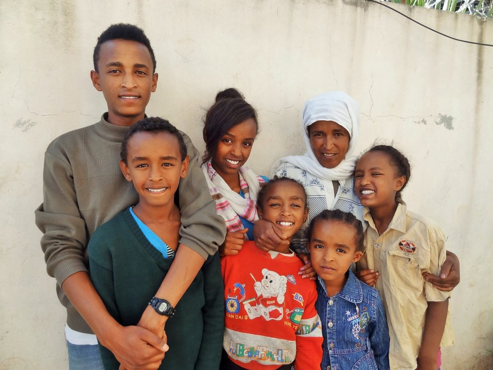 Tadesse Family