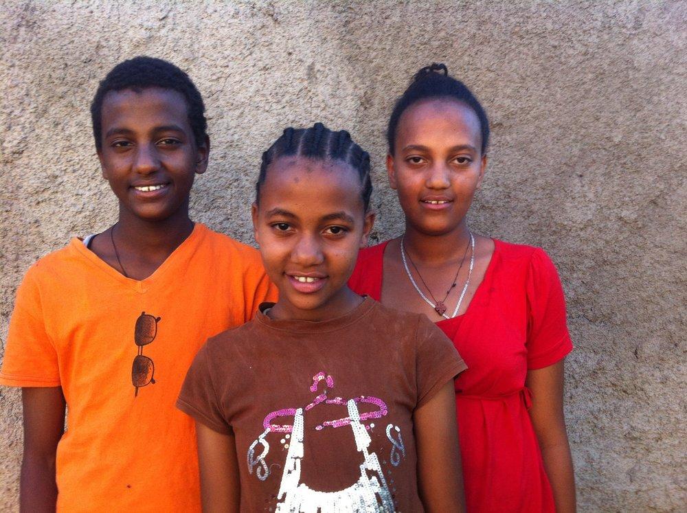 Assefa children