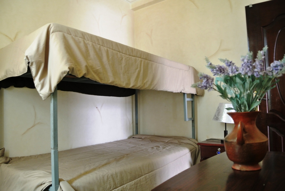 Volunteer Bedroom 2 – sleeps 2