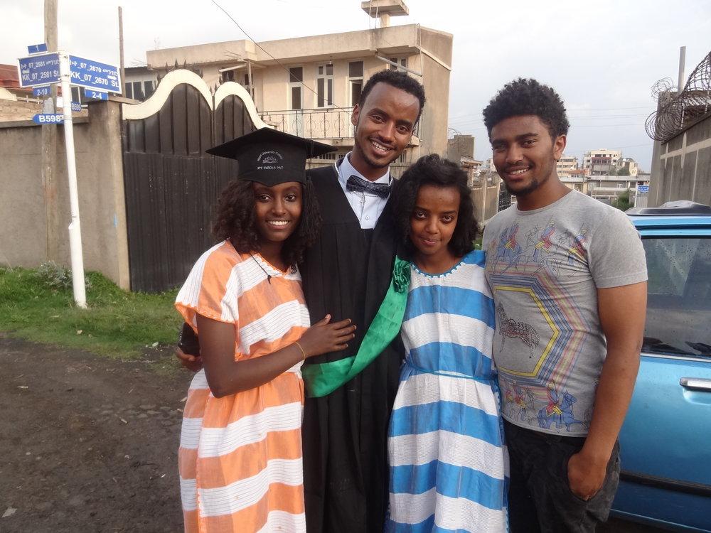 Belay's Graduation.JPG