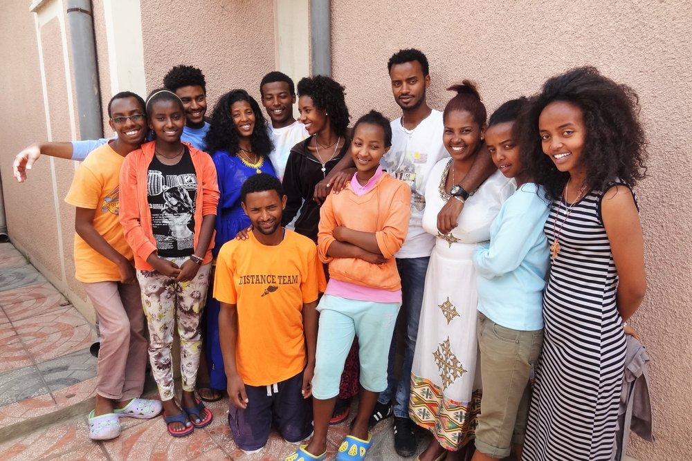 Haile Selassie House