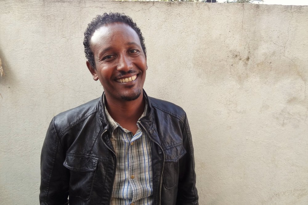 Zelalem Hailu, Education Team Leader