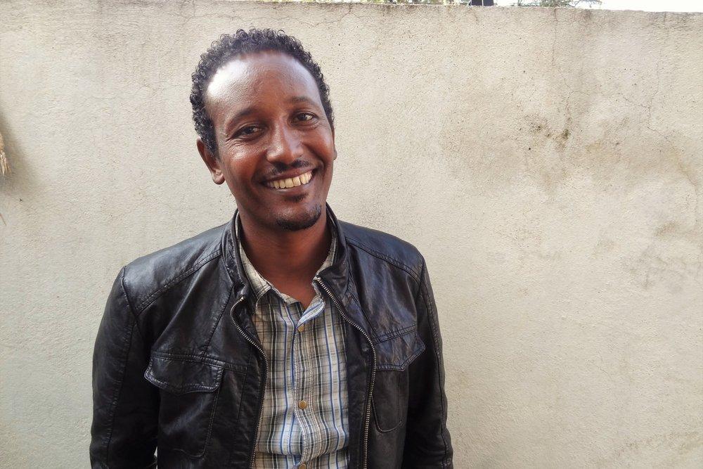 Zelalem Hailu, Education Manager