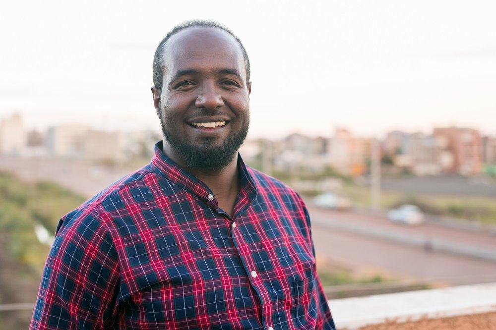 Tamrat Kebede, Ethiopia Director