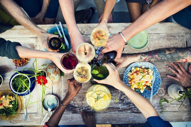 Host a Selamta Family Dinner -