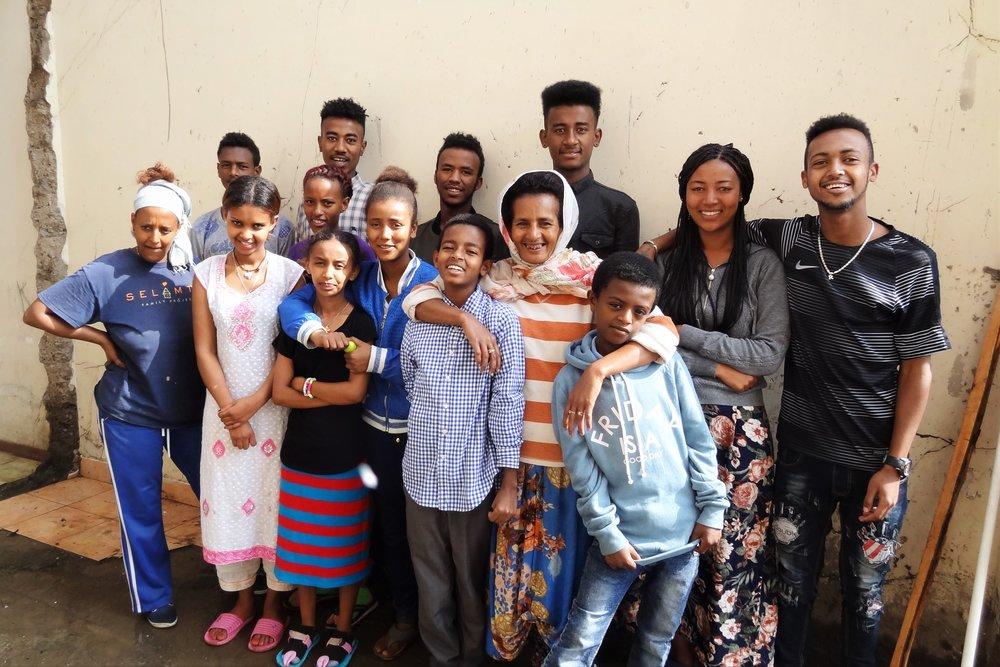 Tewodros House