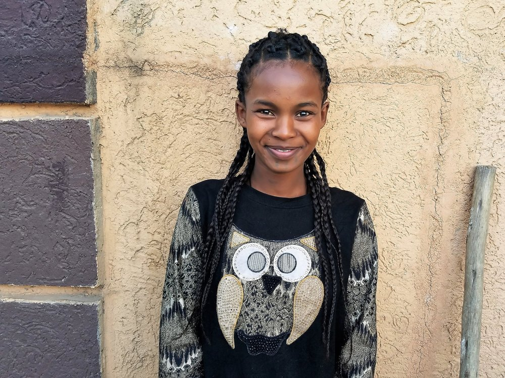 Meaza, living in Abay House, is a very bright and exceptionally mindful of others. She is in grade 9, Meaza needs a Mentor Sponsor.