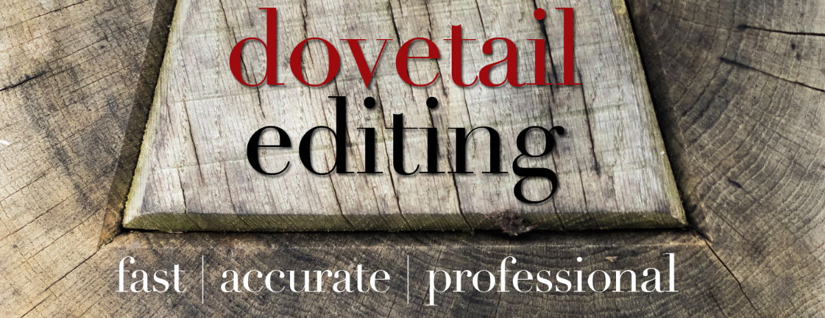 Copy editing & proofreading Boulder Colorado | Dovetail editing