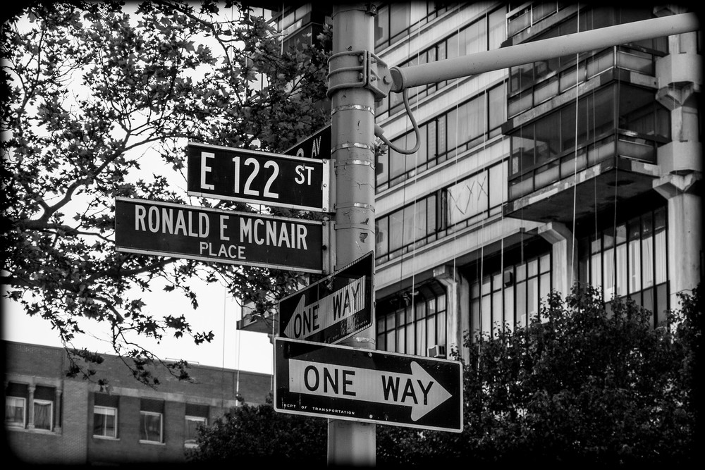 Ronald E McNair Place