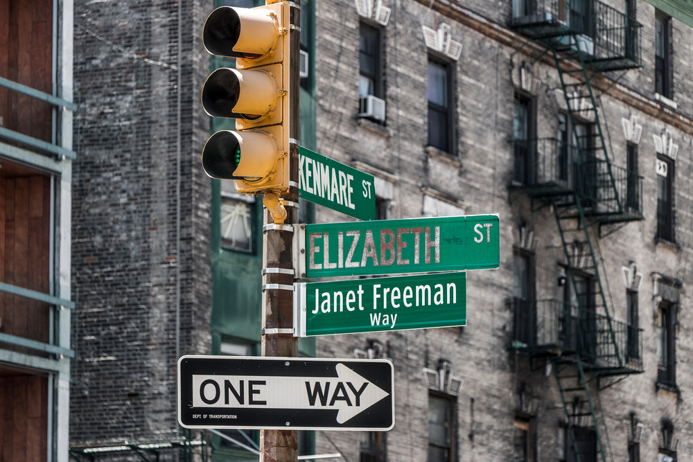 Janet Freeman Way