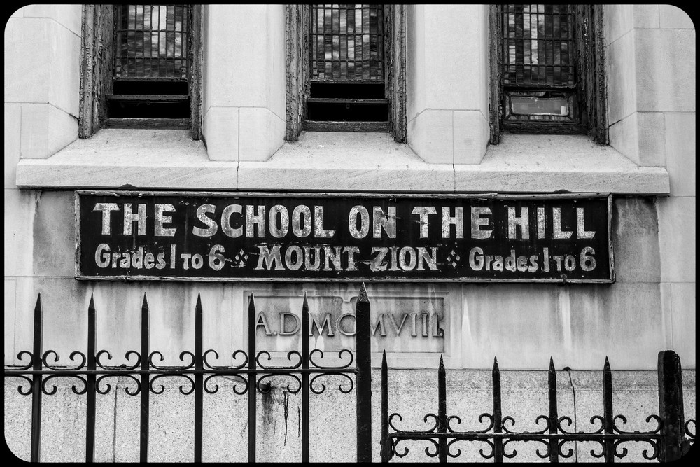 The School On The HIll